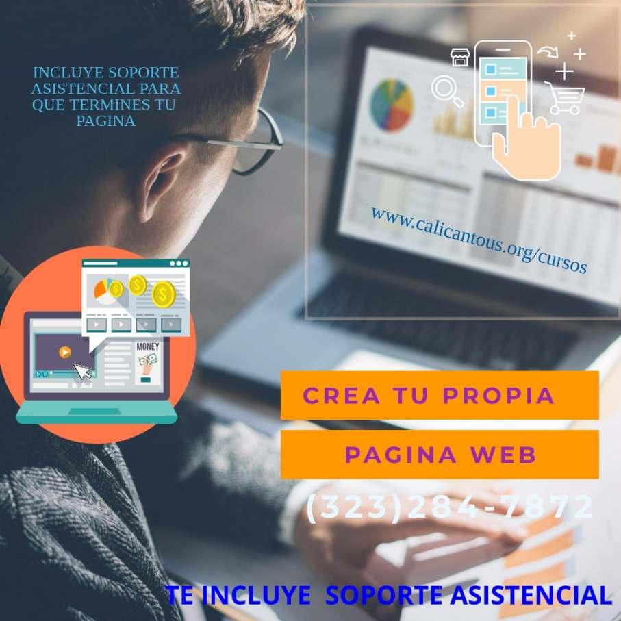 Curso de Crear paginas web